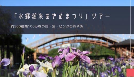 茨城「水郷潮来あやめまつり」ツアー特集!